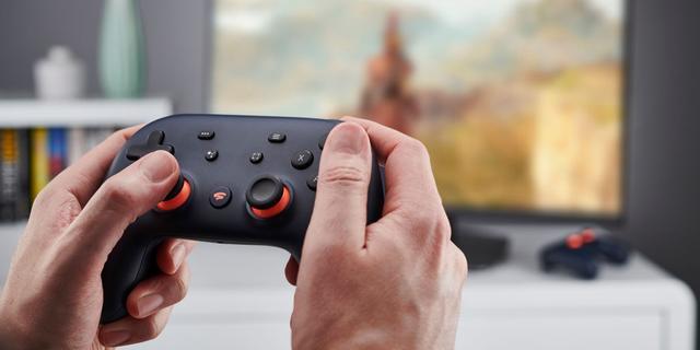 Google verlaagt commissie op gameverkoop via Stadia deels