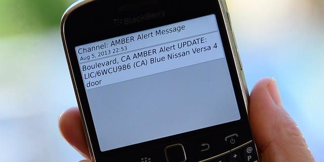 Amber Alert gerichter ingezet bij vermissing kind