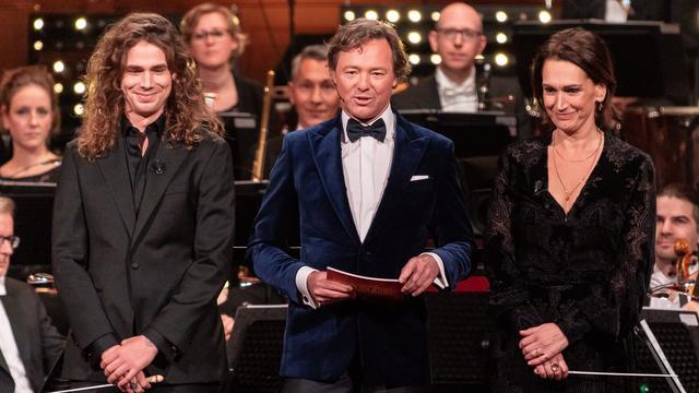 Winnaar uitgeroepen van vijfde reeks dirigeershow Maestro