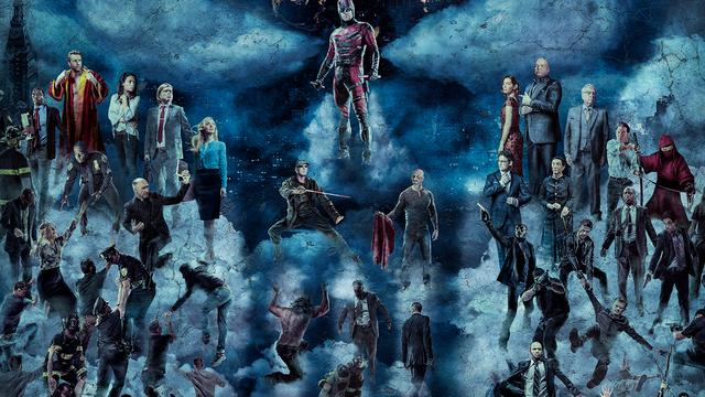 Daredevil in Marvelfilms 'nog niet aan de orde'