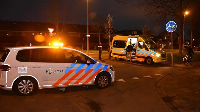 Fietser gewond bij aanrijding op Haagweg