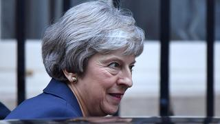 Live: May over fel debat Brexit-Deal