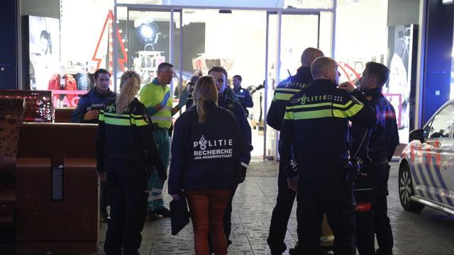 Drie tieners gewond bij steekpartij in centrum Den Haag, verdachte gevlucht
