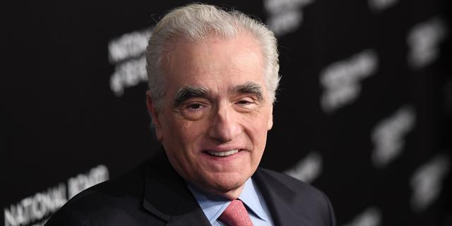 Regisseur Martin Scorsese kiest films voor expositie EYE