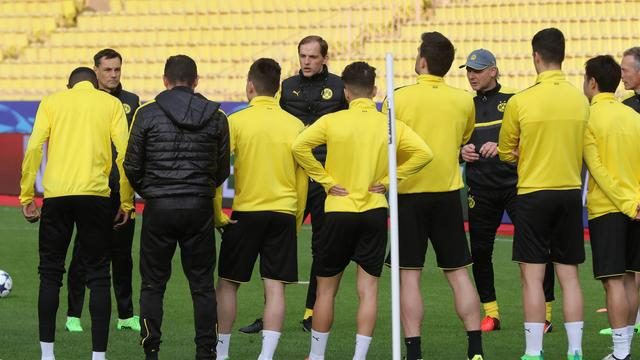 Tuchel merkt dat spelers Dortmund zich hebben herpakt na aanslag