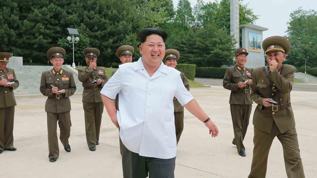 Senaat VS scherpt sancties tegen Noord-Korea aan