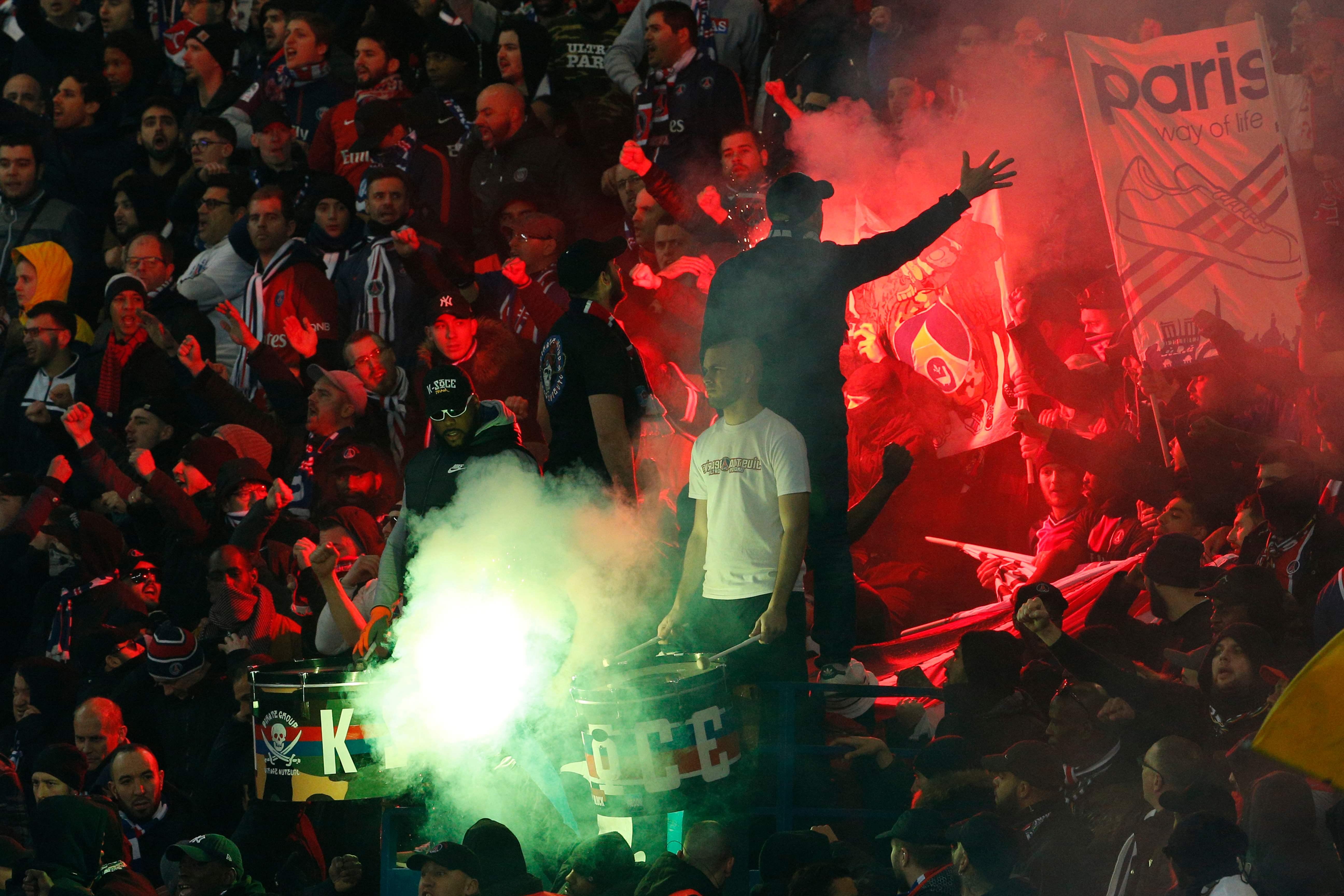 PSG in volgend Europees duel zonder deel publiek na rellen tegen Real