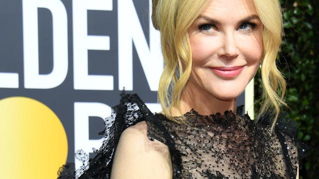 Nicole Kidman niet lastiggevallen door mannen tijdens huwelijk Cruise