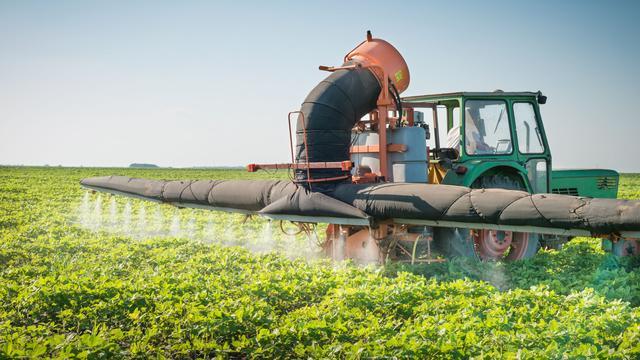 'Geurmachines kunnen landbouwgewassen beschermen tegen insecten'