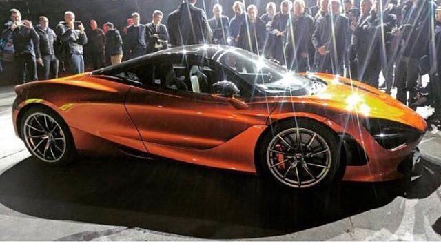 Is dit de nieuwe McLaren?