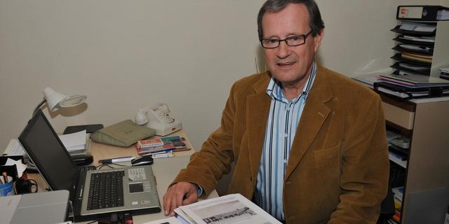Jan Hendrickx herschrijft boek in Lurs diajalekt