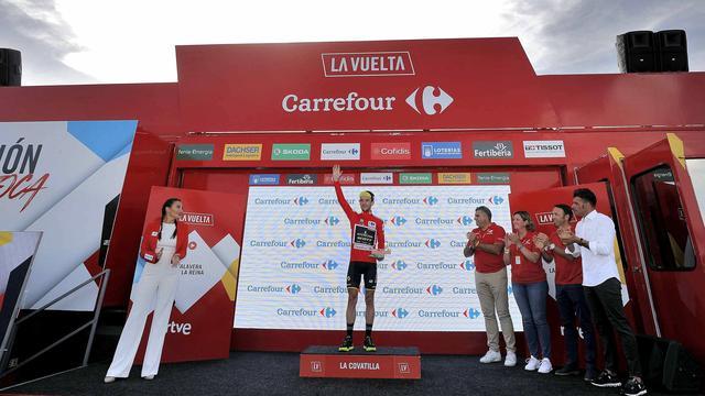 Bekijk het eindklassement van de Vuelta met Kruijswijk op plek vier