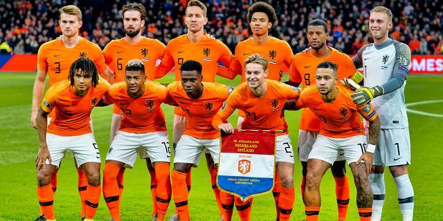 Oranje speelt vanwege coronavirus alle thuiswedstrijden in 2020 in ArenA