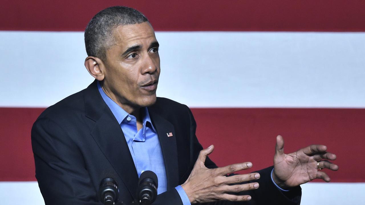 Obama veroordeelt aanslagen Brussel