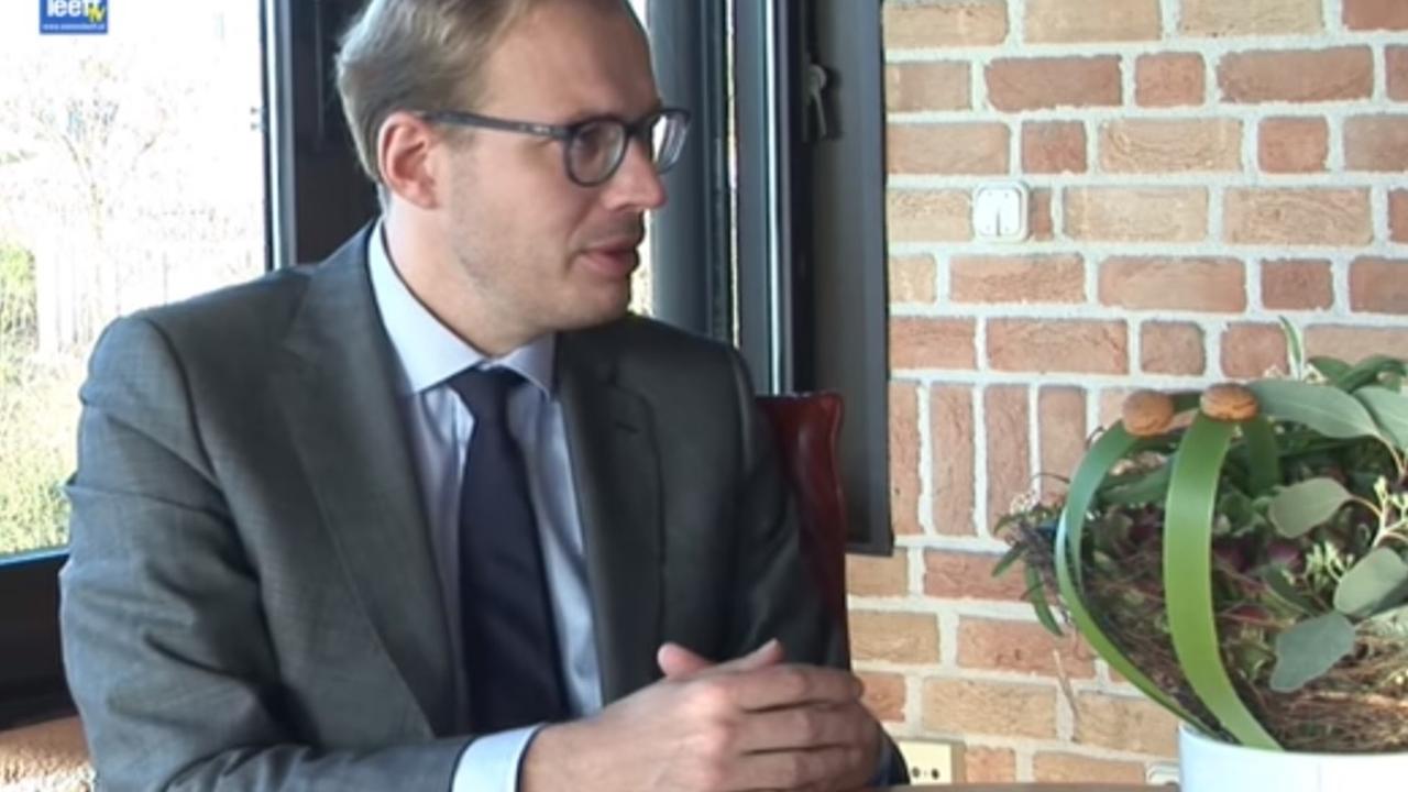 Interview met Mark Boumans