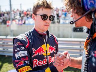Satellietteam van Red Bull Racing maakt seizoen af met Gasly en Hartley