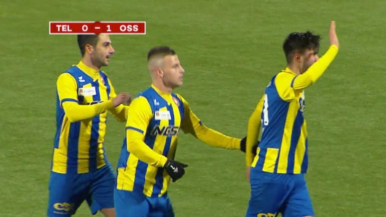 Samenvatting Telstar-FC Oss (3-1)