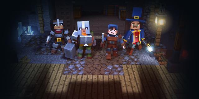 Nieuwe Minecraft-game Minecraft: Dungeons aangekondigd