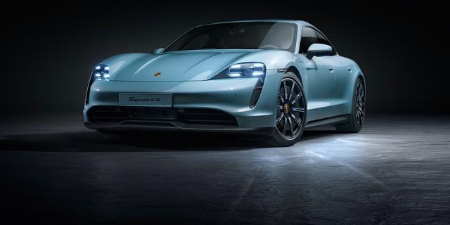 Aanbod elektrische Porsche Taycan verder uitgebreid