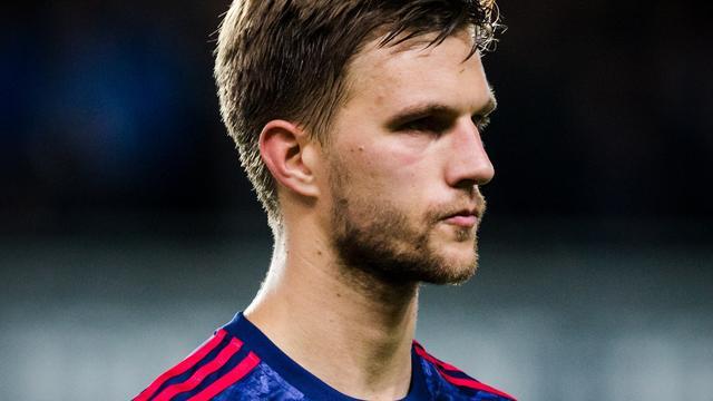 Veltman vindt dat Ajax als team heeft gefaald tegen Rosenborg