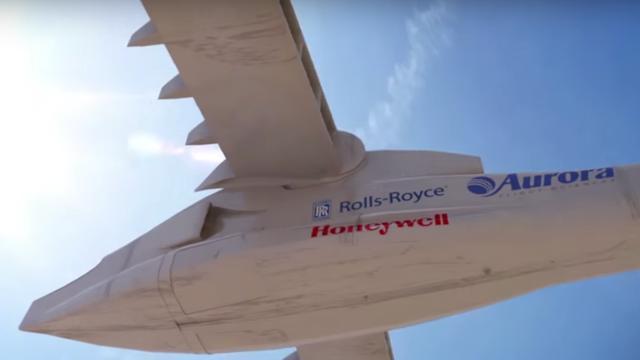 Defensie VS toont nieuw concept verticaal opstijgende drone