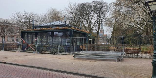 Van der Werfpark in Leiden in maart dicht voor opknapbeurt