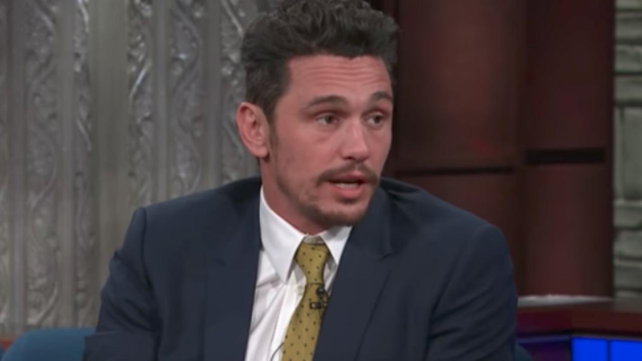 James Franco over beschuldigingen seksueel wangedrag