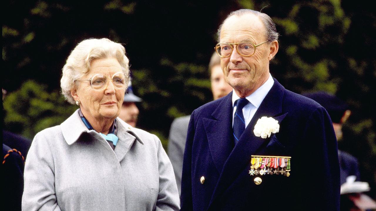 Pikante onthullingen onstuimig huwelijk Juliana en Bernhard
