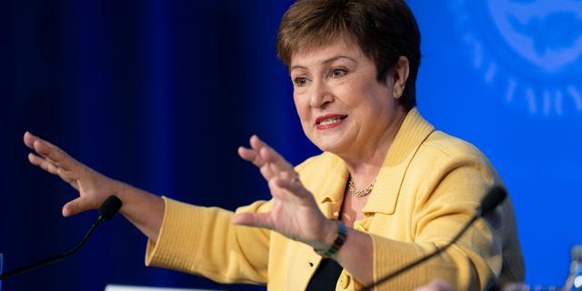 IMF legt 650 miljard dollar opzij om landen door coronacrisis te helpen