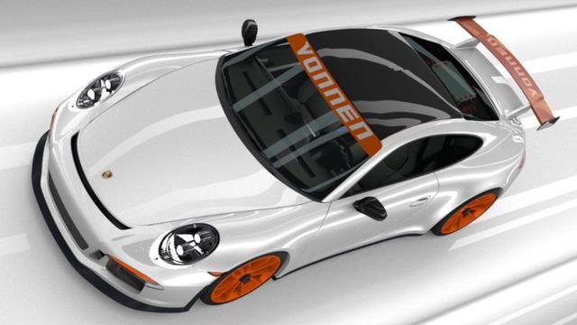 Amerikaans bedrijf bouwt Porsche 911 om tot hybride