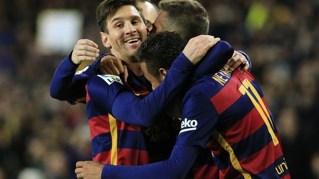 Henry zou het 'krankzinnig' vinden als Messi naast Gouden Bal grijpt