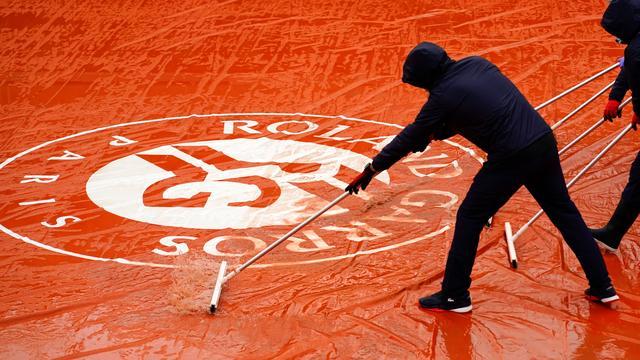 Openingspartij Bertens op Roland Garros vertraagd wegens regen