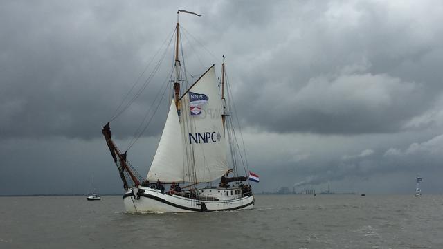 'Gronings vlaggenschip komt onder Friese vlag'
