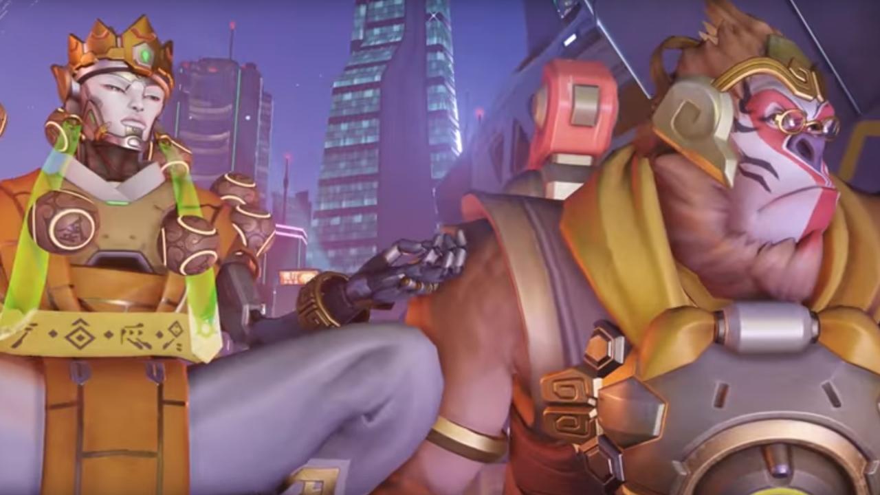 Trailer: Overwatch viert drie weken lang Chinees nieuwjaar