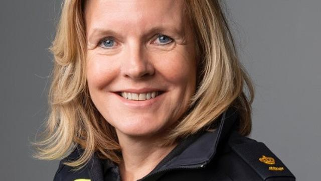 Karin Krukkert wordt plaatsvervangend politiechef van Rotterdam