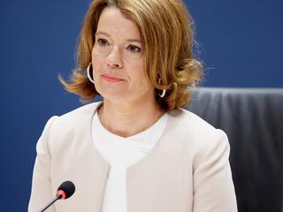 Merel van Vroonhoven voor parlementaire enquêtecommissie