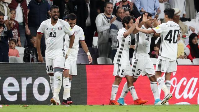 Ten Cate met Al-Jazira verder op WK voor clubs na zege op Auckland City
