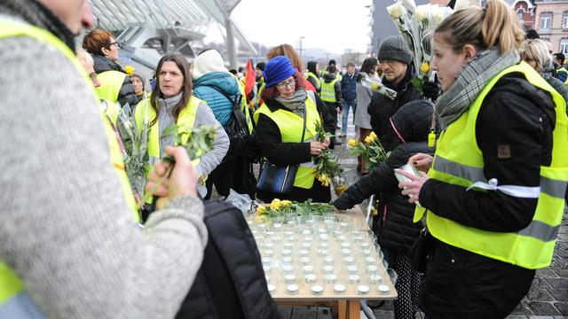 'Nederlandse chauffeur reed bewust door bij blokkade 'Gele Hesjes'