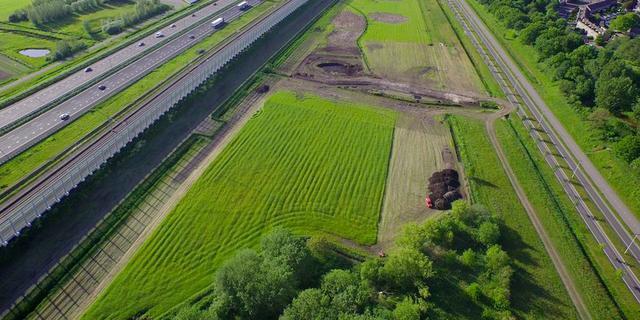 DHL eerste bedrijf op nieuwe bedrijventerrein Rithmeesterpark