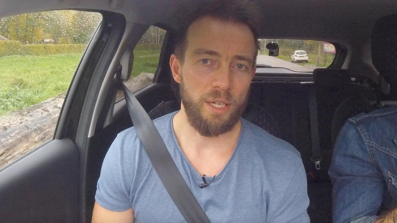 In de auto met Henry Schut: 'Hartman ging te ver in frikandelrel'