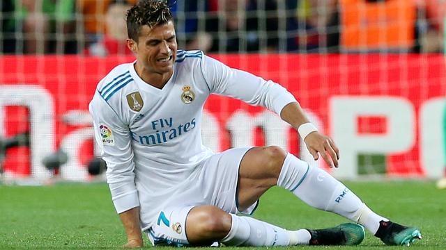 Ronaldo op tijd fit voor Champions League-finale tegen Liverpool
