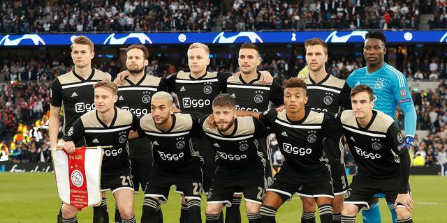 Spelers Ajax worden liever niet gespaard in bekerfinale tegen Willem II