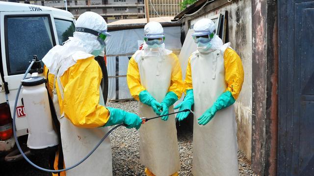 Persoon overleden aan ebola in Congo