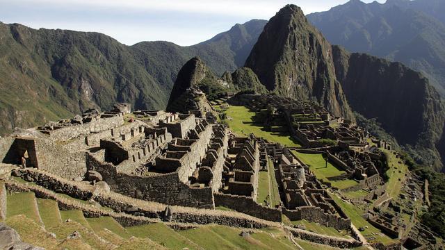 Toeristen opgepakt om naaktselfie bij Machu Picchu