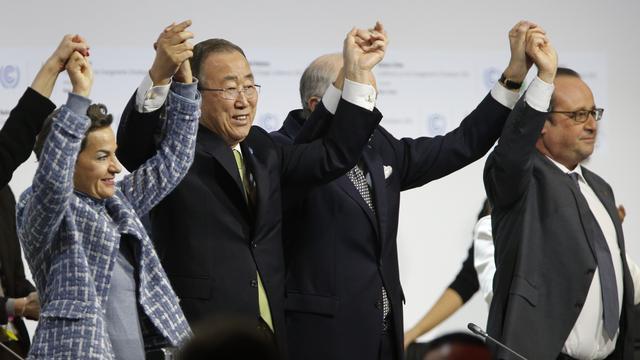 De Belangrijkste Punten Van Het Klimaatakkoord In Parijs