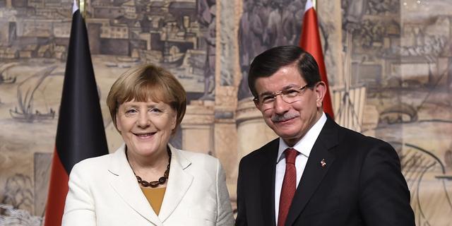 Merkel steunt soepeler visumbeleid Turkije