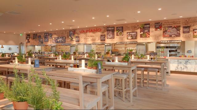 Restaurantketen Vapiano Nederland failliet verklaard