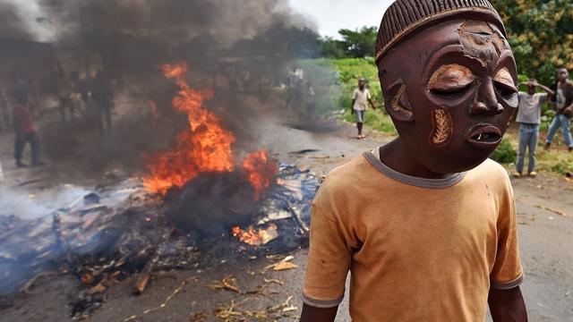 'Zeker zeventig doden in twee maanden door onrust Burundi'