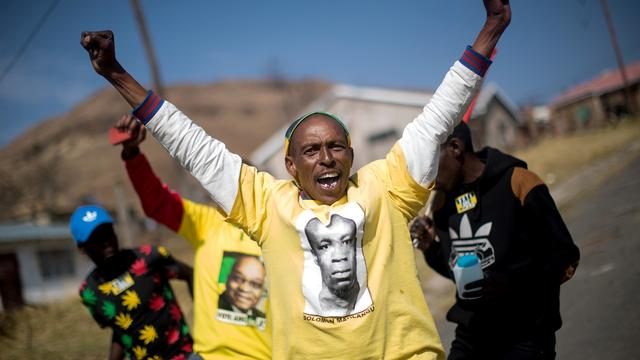 ANC verliest ook in hoofdstad Pretoria