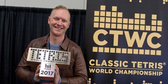 Tetris-legende en zevenvoudig wereldkampioen Jonas Neubauer overleden